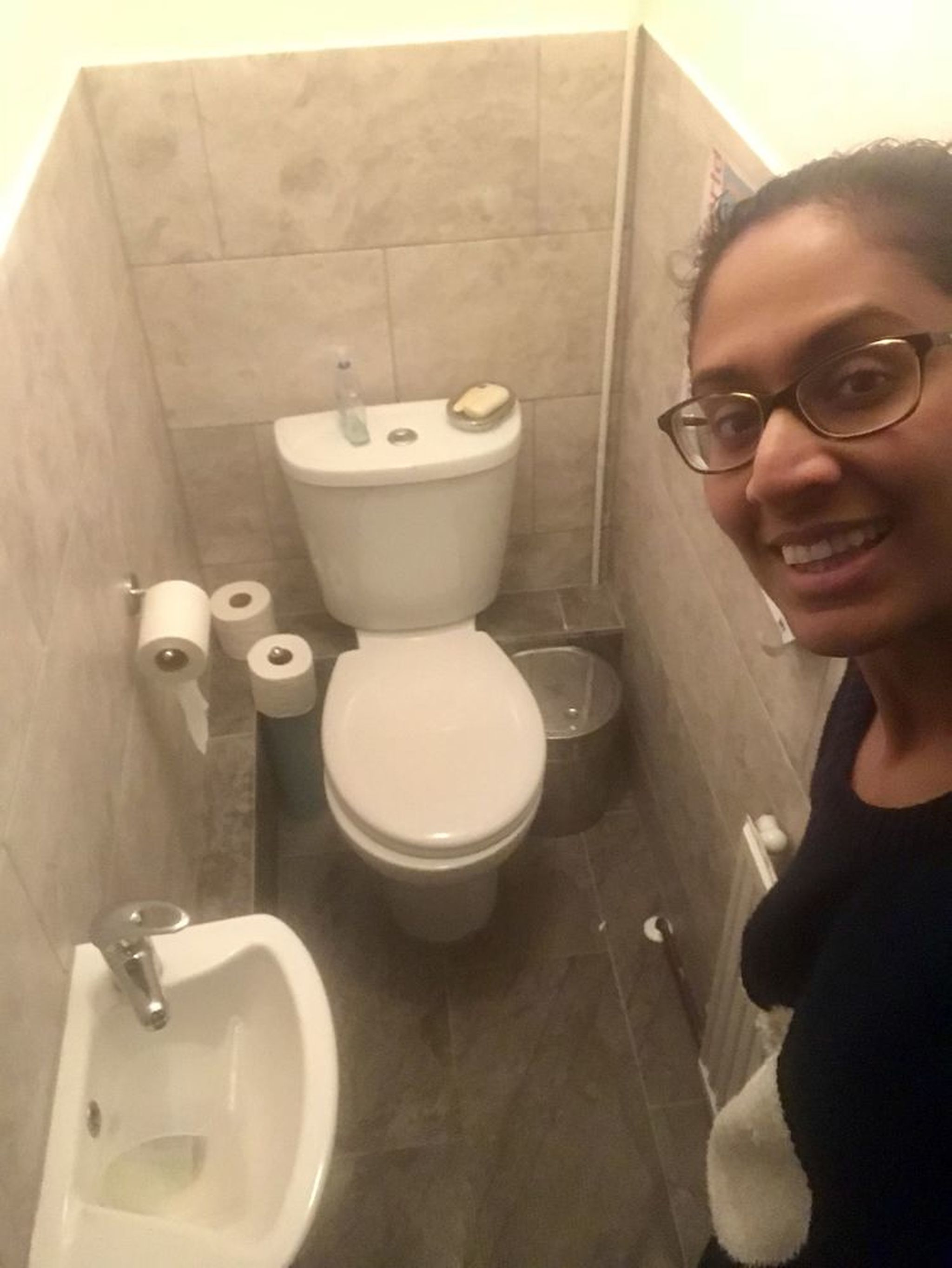 Toilet And Kitchen Tiling Job Of The Year 2018