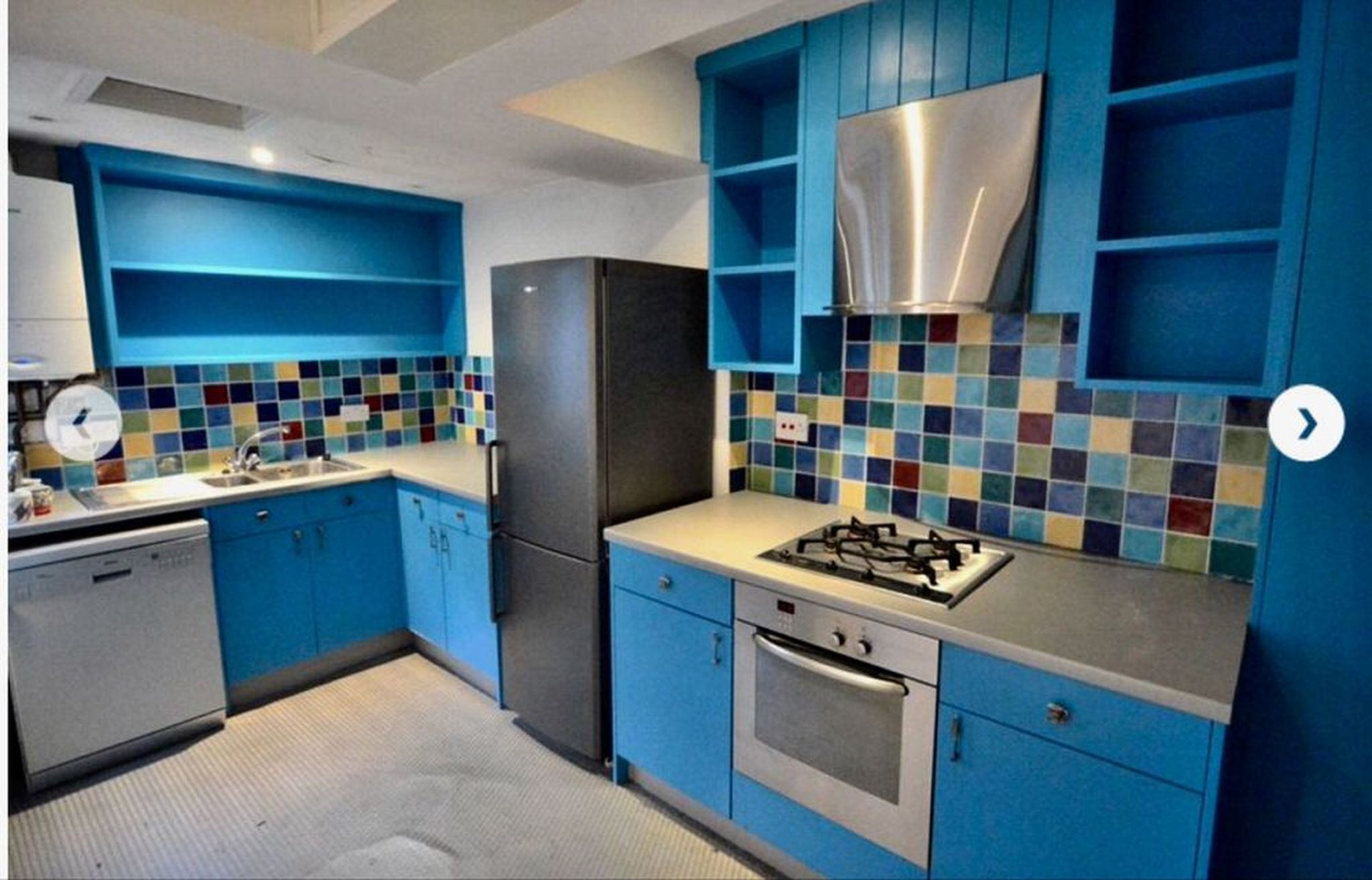 Wow factor kitchen diner upgrade built in music cupboard in grade 2 ...