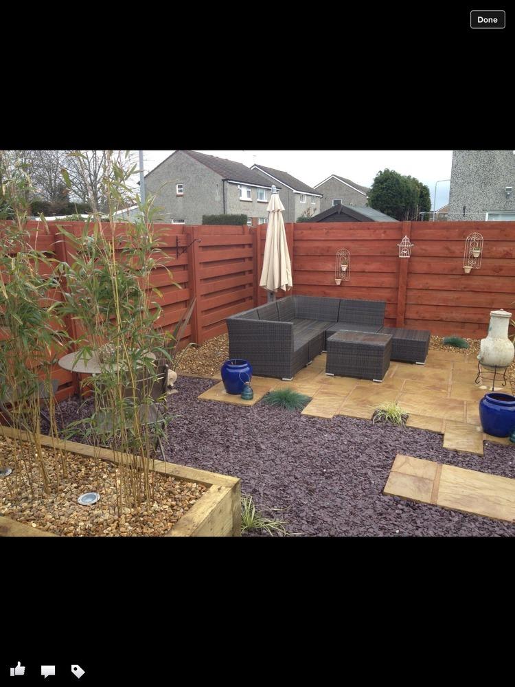 ADM Landscapes: Landscape Gardener, Fencer In Glasgow