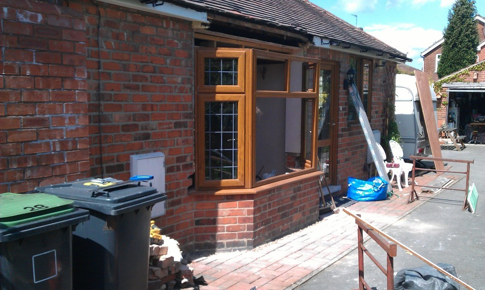 Sanctuary Home Improvements 100 Feedback Window Fitter