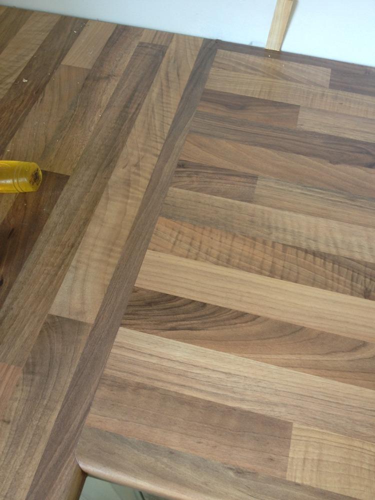 Can Ikea Kitchen Sit On Laminate Flooring