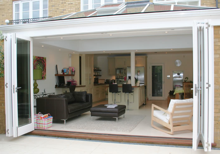 3m X 5m Orangerie Extension To Rear Extensions Job In