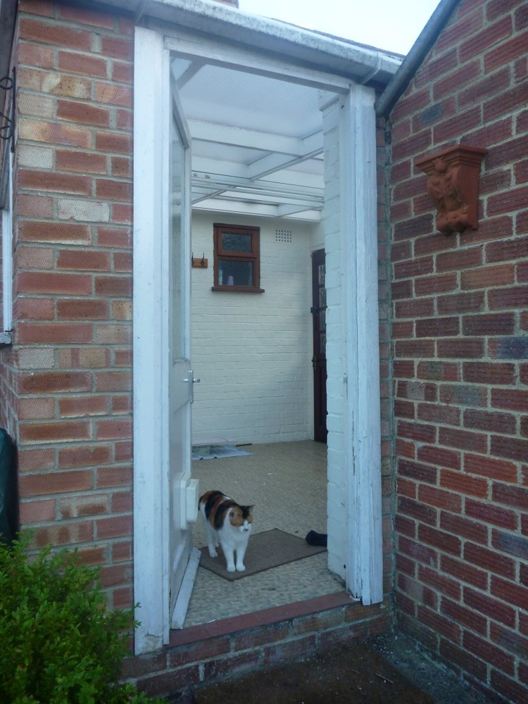 X2 Upvc External Doors And Frames Supplied Amp Fitted