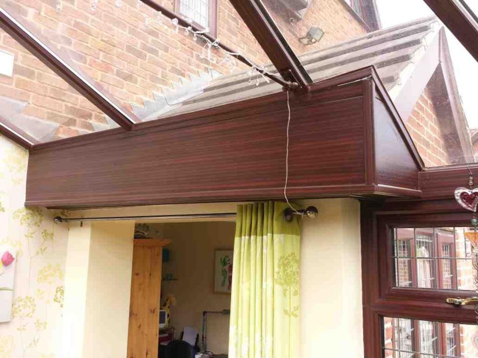 Box Gutter Dropping On Conservatory Roof Conservatories