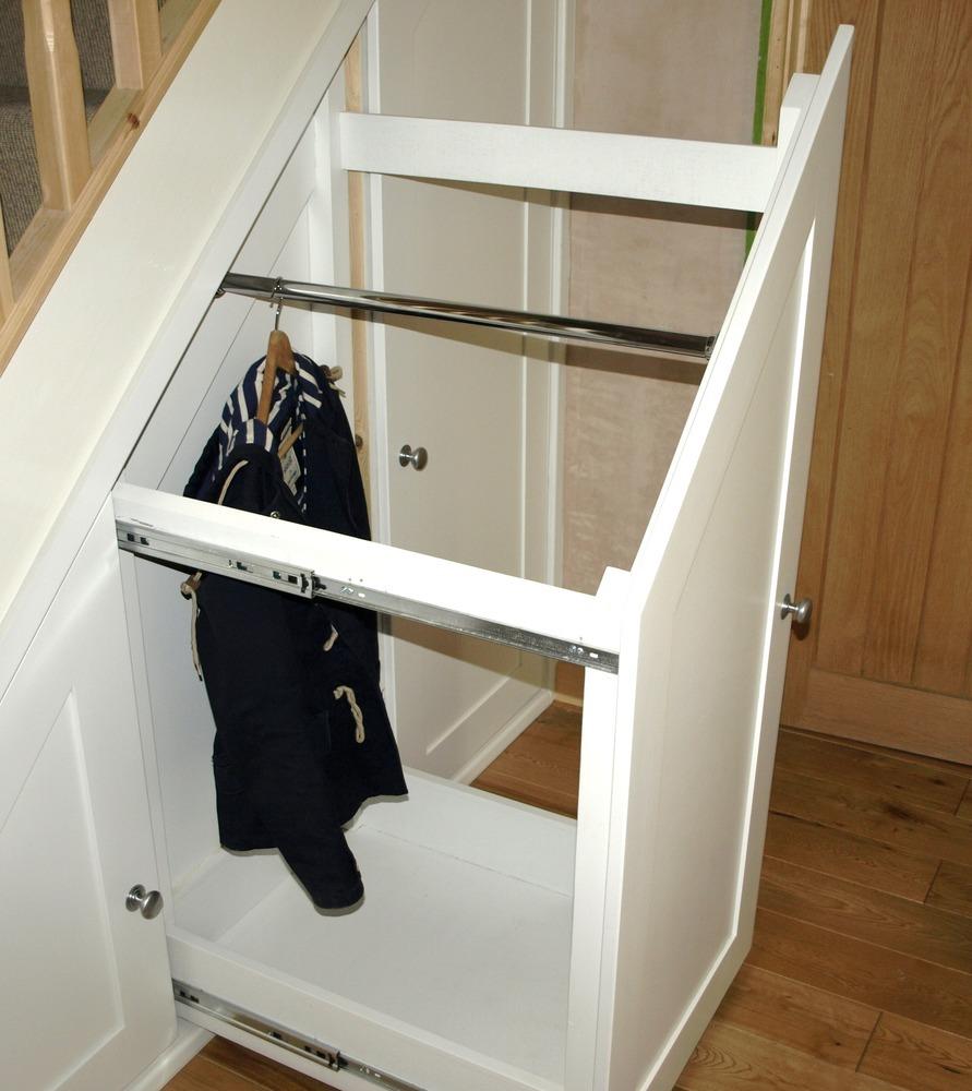 Bespoke Under Stairs Shelving: Deco Bespoke: 100% Feedback, Carpenter & Joiner In Cheltenham