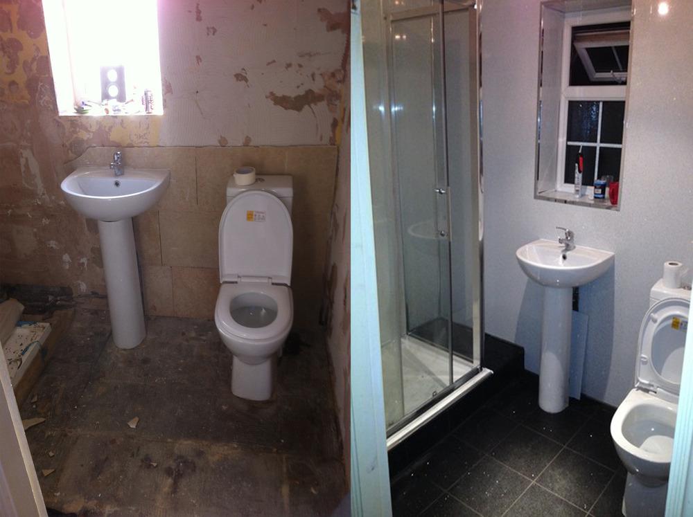 Neatlymade 100 Feedback Painter Amp Decorator Bathroom