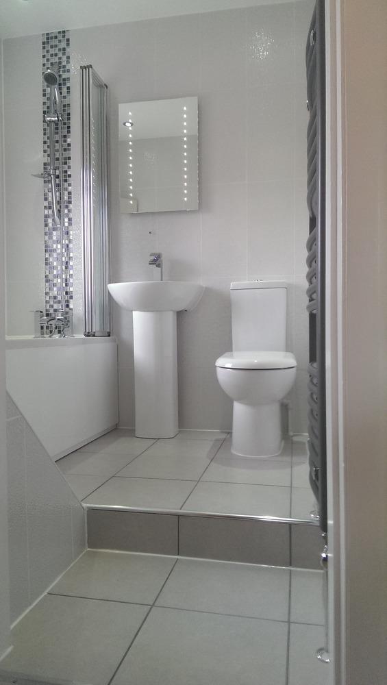 Flush Fitting 100 Feedback Bathroom Fitter In Birmingham