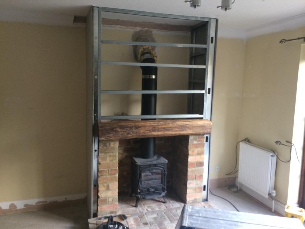 Cambridge Stove Installations 100 Feedback Chimney