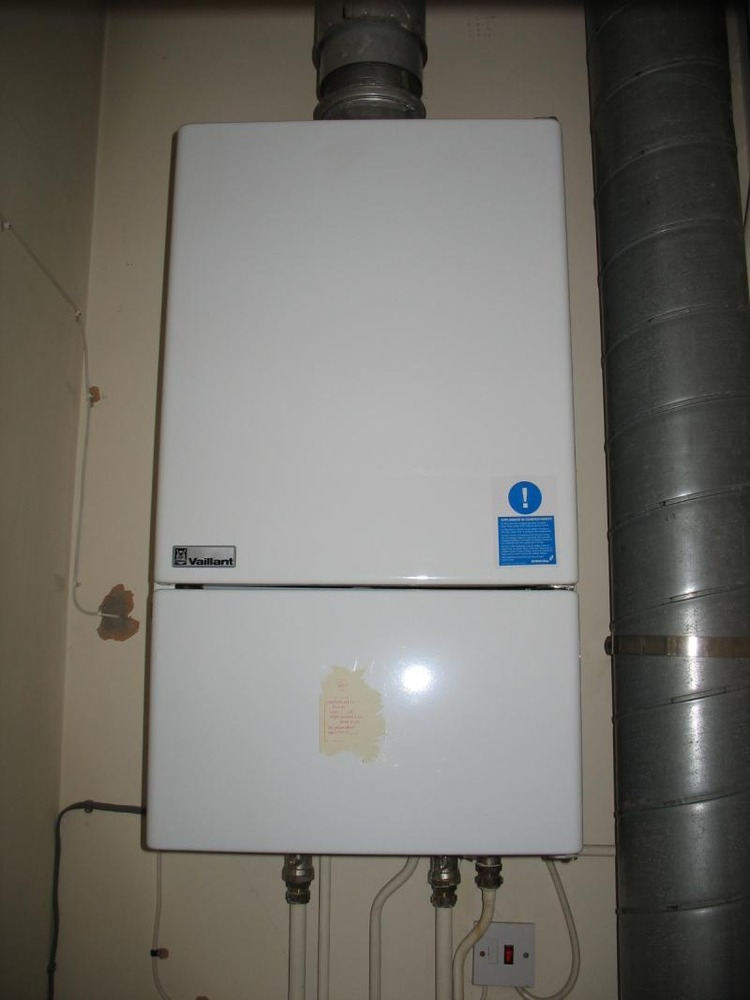 Vaillant 240 Won T Ignite Central Heating Job In