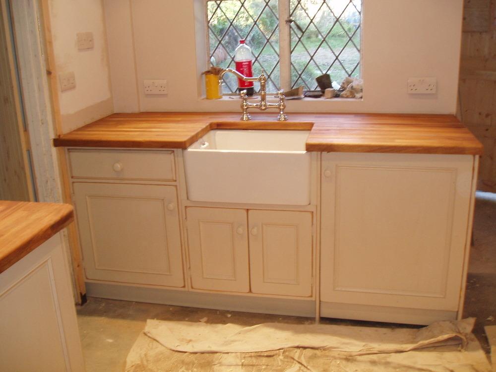 Shaker Belfast Kitchen Sink Unit