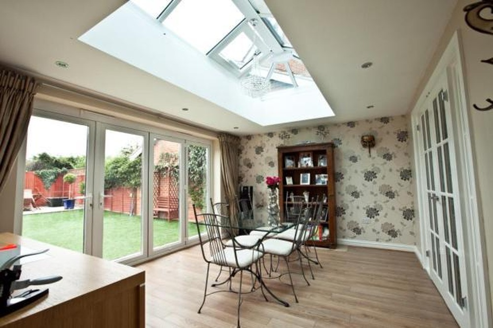 Extension to living/kitchen room 5.7 x 3.6m - Extensions ...
