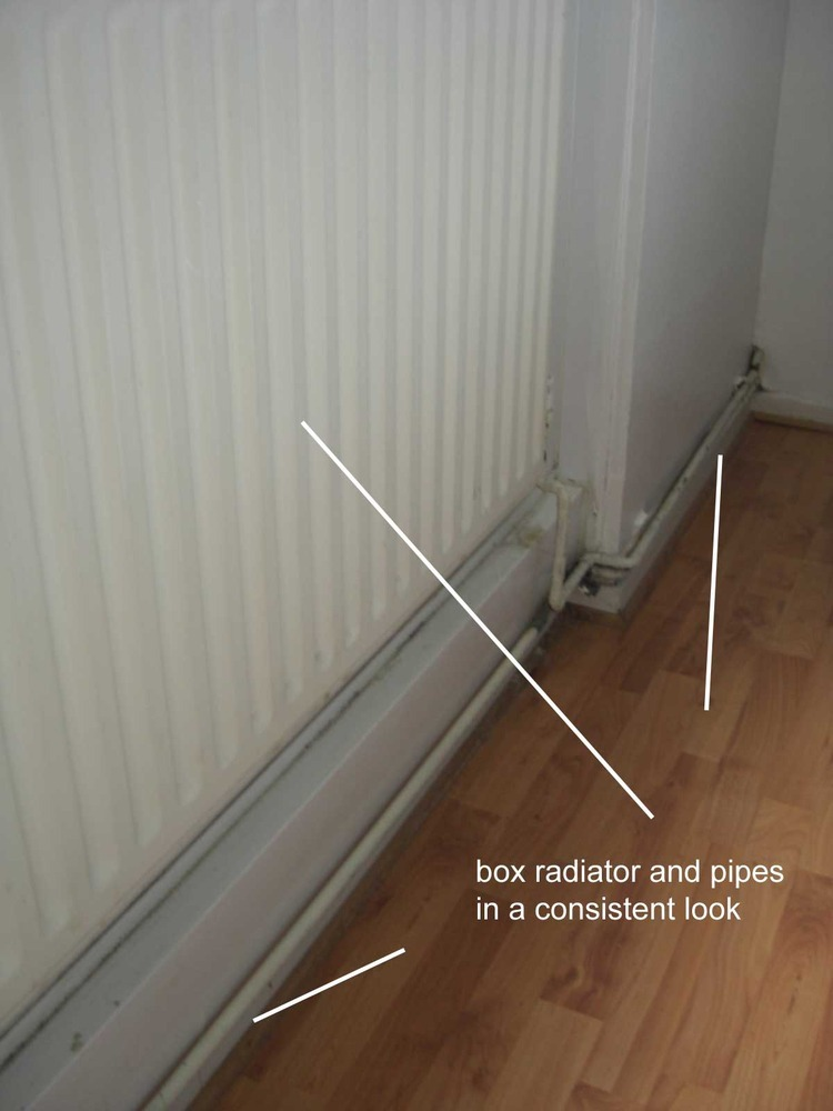 Boxing Pipes And Radiators Carpentry Amp Joinery Job In