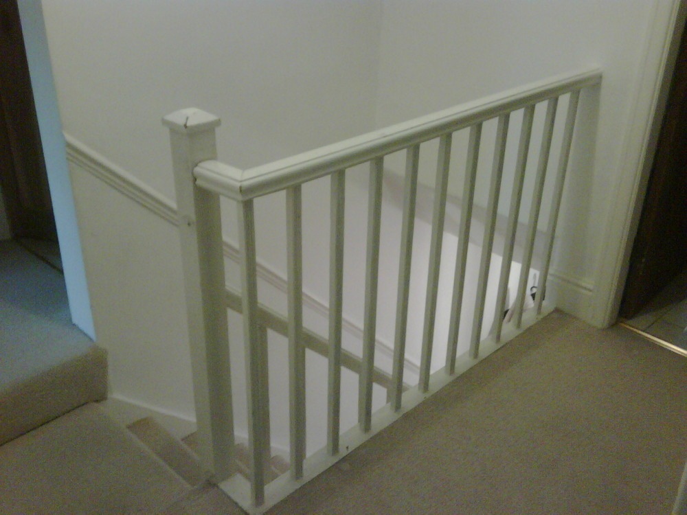 Replacement Banister Spindles And Newels Carpentry