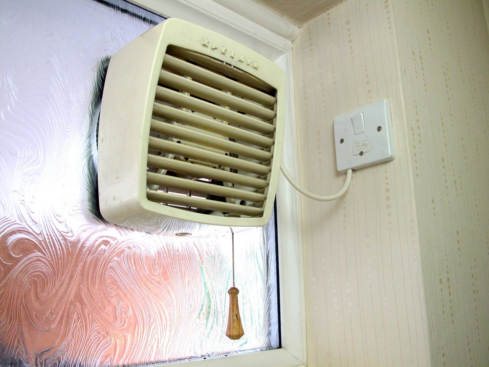 Fit Xpelair Bathroom Extractor Fan Electrical Job In