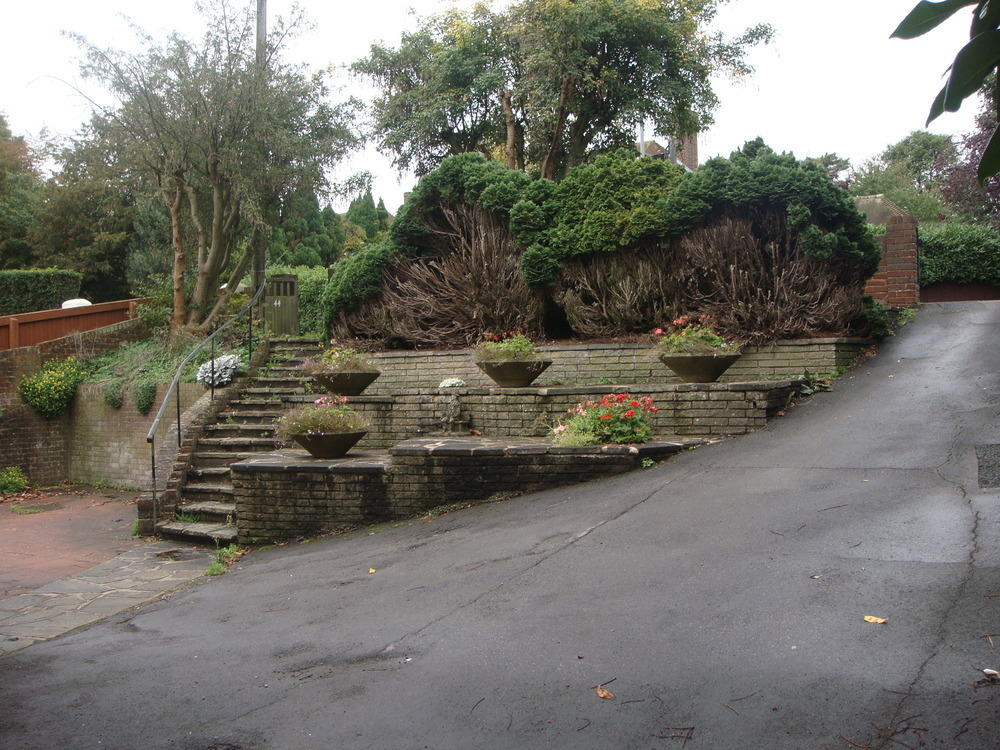 Design A Solution For A Steep Driveway And Build It