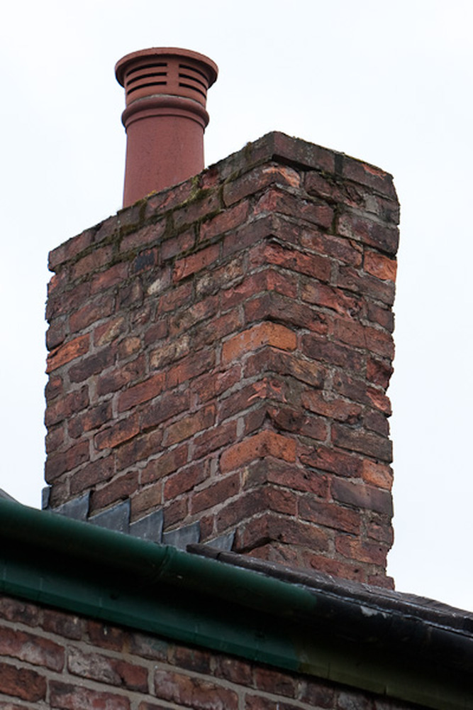 Reduce Chimney Stack Replace Lead Flashing Re Point