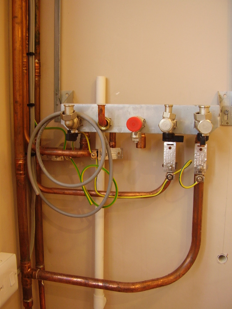 Gas Supply To Combi Boiler Commission Amp Service Gas