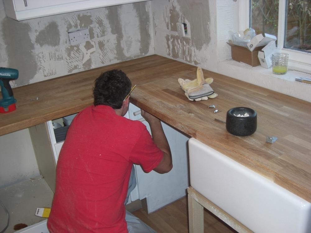 Kitchen Worktop Fitter Durham