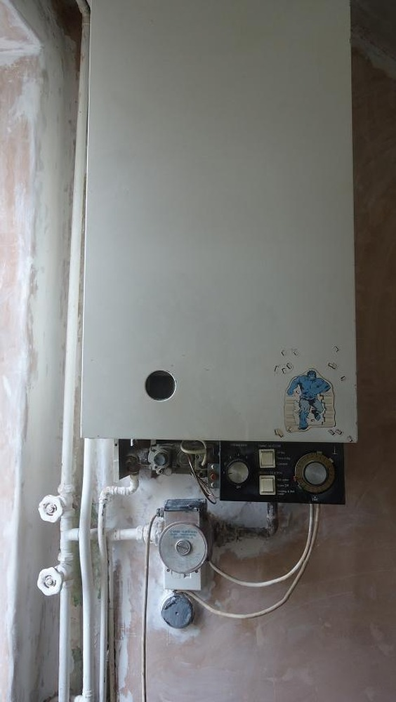 Re Light Pilot Light In Boiler Gas Work Job In Keighley West