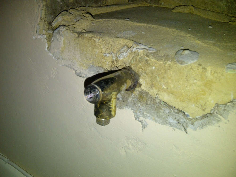 Cap Off Gas Restrictor Elbow Gas Work Job In Southampton