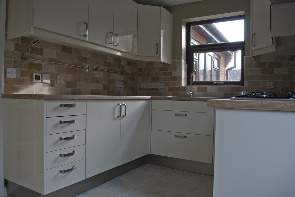 How To Scribe Kitchen Units