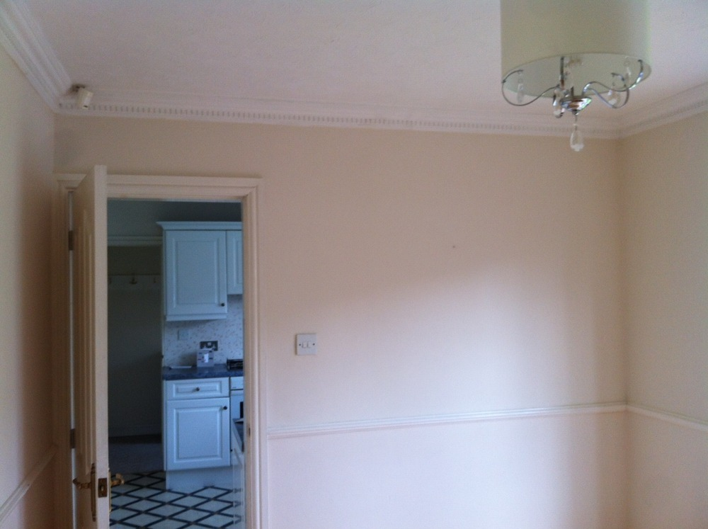 Internal Knock Through Between Kitchen And Dining Room: Knock Down Wall Between Kitchen And Dining Room