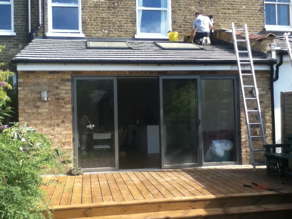 Dfv Roofing Amp Building Ltd 100 Feedback Extension