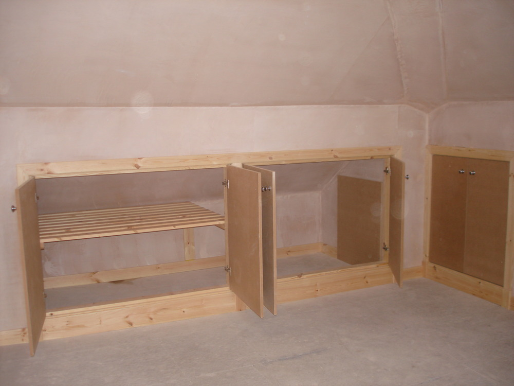 cape cod attic bedroom designs - DMD JOINERY 100% Feedback Carpenter & Joiner Kitchen