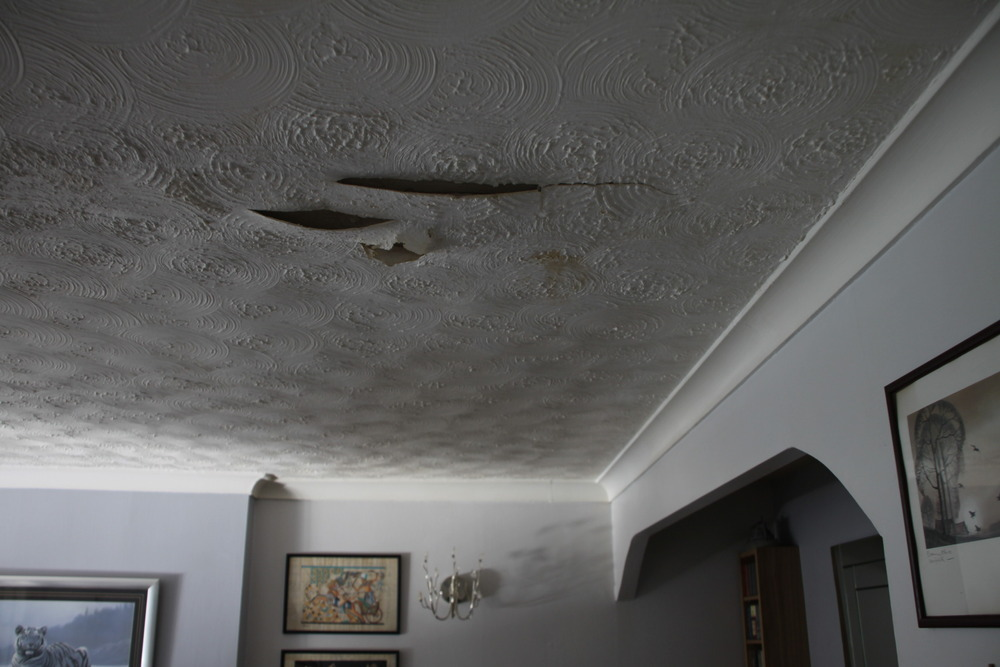 Ceiling Repair Ceiling Repair Artex