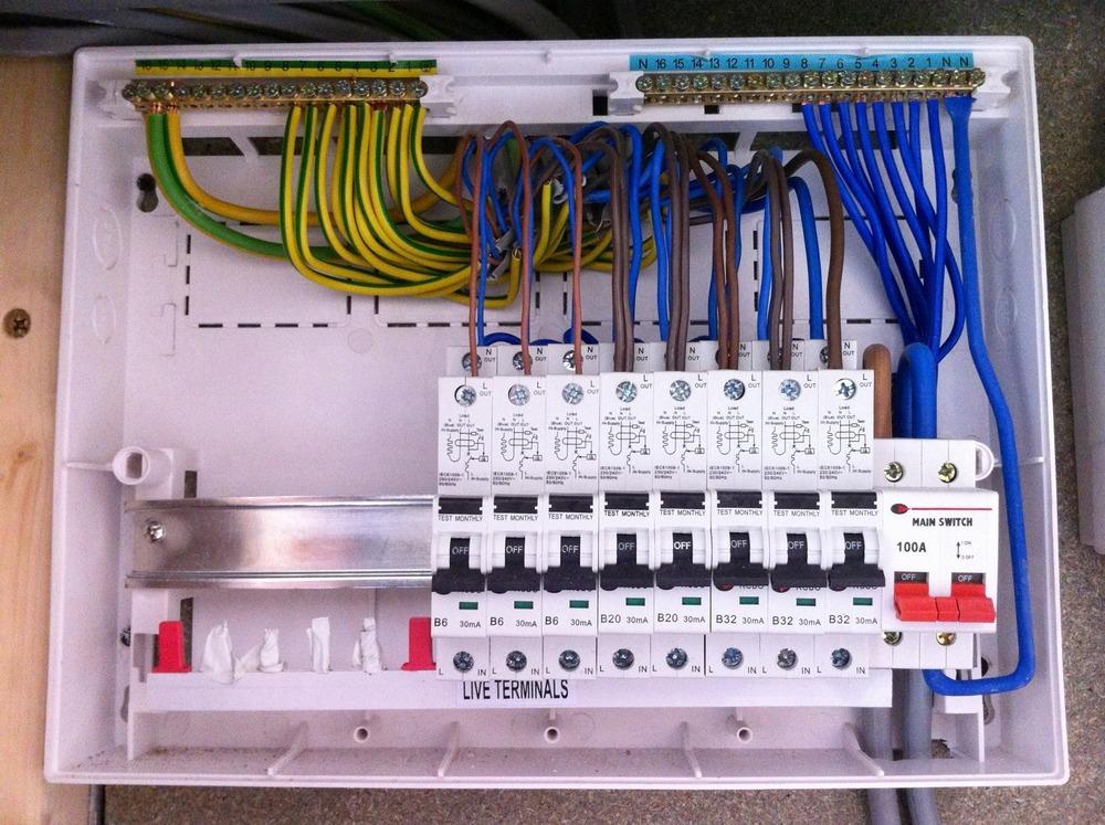 Mercury Electrical 100 Feedback Electrician In Prenton