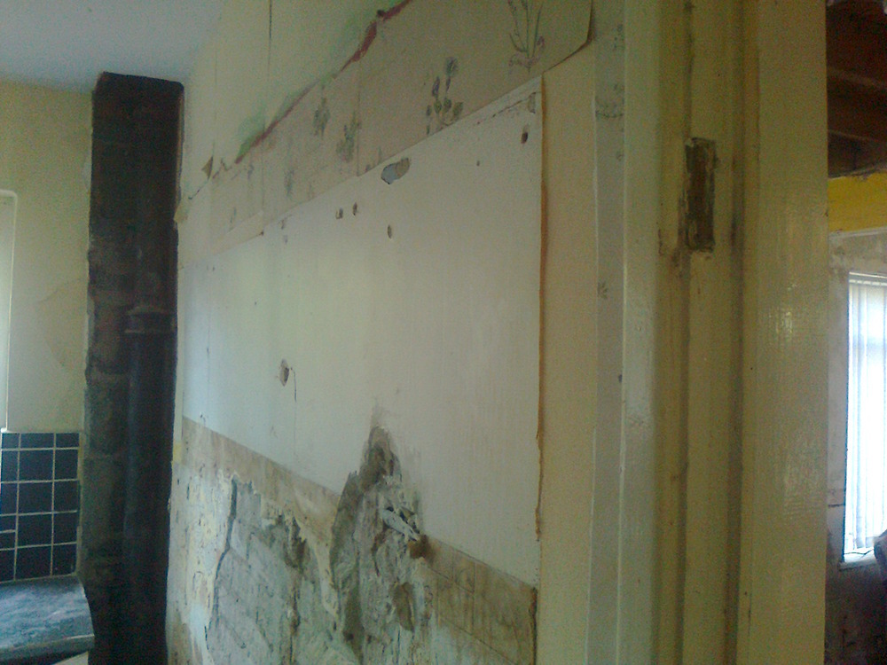 Internal Knock Through Between Kitchen And Dining Room: Internal Wall Knock Through (kitchen-dining, 3m Span