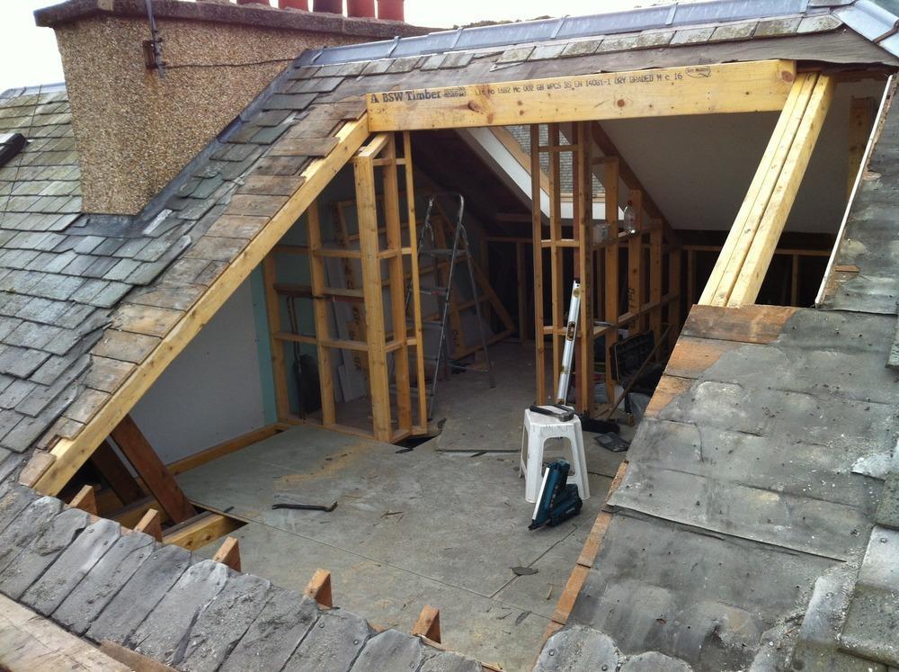 Carpenter  Joiner, Bathroom Fitter, Loft Conversion Specialist in